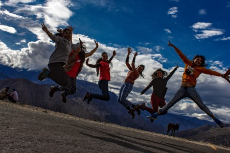 All Girls Road Trip to Spiti Valley